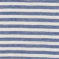 *3 YD PC--Sapphire Blue Stripe Suiting