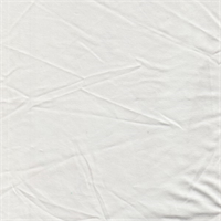 *4 YD PC--Creamy White Jersey Knit