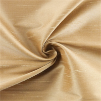 Cashmere Beige Iridescent Shantung Home Decorating Fabric