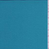 Aqua Blue Hammered Satin Charmeuse