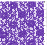 *2 YD PC--Purple Lace