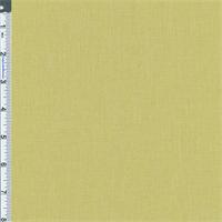 *3 3/8 YD PC--Citron Unwashed Lightweight (5-6 oz) Linen