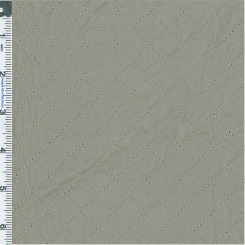 Trench Grey Quilted Vinyl Upholstery Fabric Dfw50050 Discount Fabrics