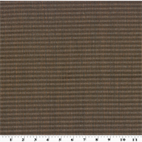 Brown Gladiator Ribbed Home Decorating Fabric