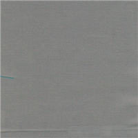 *7/8 YD PC--Silver Broadcloth