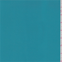 *3 1/2 YD PC--ITY Turquoise Blue Jersey Knit