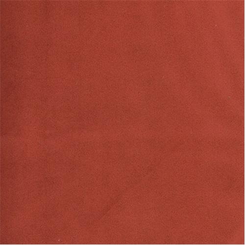 Designer Coral Red Bella Velveteen Home Decorating Fabric