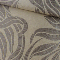 Sterling Grey/Beige Trinity Jacquard Home Decorating Fabric