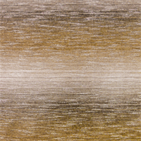 Sand Beige Ombre Chenille Stripe Home Decorating Fabric