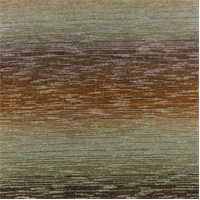 Brown Ombre Stripe Chenille Home Decorating Fabric
