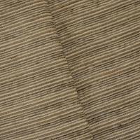 Mushroom Brown Stripe Chenille Home Decorating Fabric