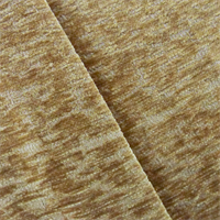 Jute Beige Textured Chenille Home Decorating Fabric