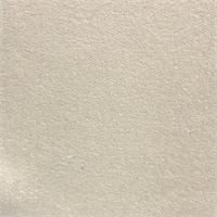 Crystal White Polyester Pile Home Decorating Fabric