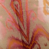 Jacquard Myra Pink/Beige Home Decorating Fabric