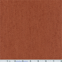*6 YD PC--Terracotta Orange Bailey Chenille Upholstery Fabric