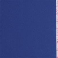 Cobalt Blue Crepe Back Satin