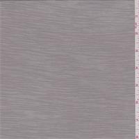 Moss Grey Slub Jersey Knit