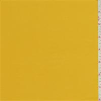 Honey Gold Polyester Charmeuse