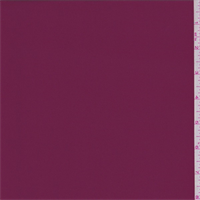 Wine Red Double Georgette
