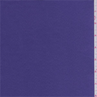 Wisteria Purple Polyester Satin