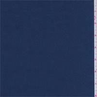 Ink Blue Polyester Satin