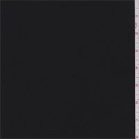 Black Micro Modal Tencel Knit