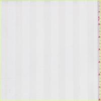 White Stripe Polyester Mesh
