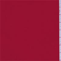 Rio Red Polyester Shirting