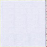 Winter White Ribbed Sweatshirt Fleece