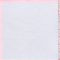 White Tencel T-Shirt Knit