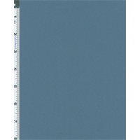 *3 3/4 YD PC--Stone Blue Beverly Twill