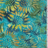 tuscan gardens bolt multi color batik print from textile to 900ydno samples are available15 yard bolt