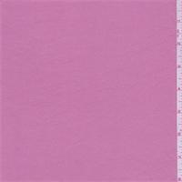 Rose Pink Shimmer Jersey Knit