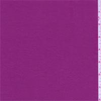 Fuchsia Shimmer Jersey Knit
