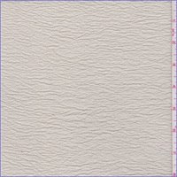 Dusty Beige Shimmer Crinkled Crepe