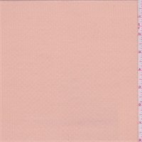 Peach Coral Stripe Shirting