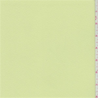 Sunny Lime Polyester Crepe