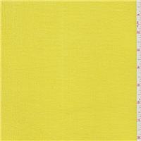 *3 YD PC--Lemon Yellow Cotton Gauze