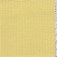 Sunrise Yellow Stripe Cotton Gauze