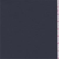 Mediterranean Blue Polyester Crepe