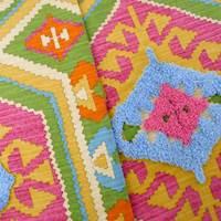 Designer Cotton Multicolor Eagle River Print Home Decorating Fabric