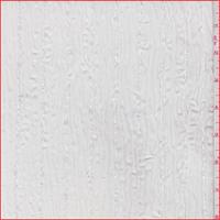 Soft Ivory Embroidered Chiffon