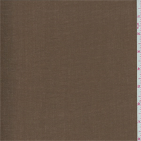 Tuscan Brown Cotton Lawn