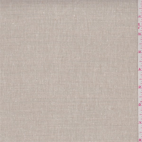 Oatmeal Heather Home Decorating Linen 61013 Discount Fabrics