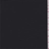 Black Polyester Shimmer