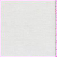 Creamy Ivory Linen