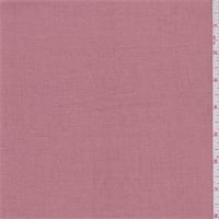 Clay Pink Lightweight Linen