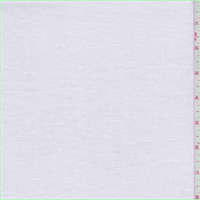 White Lightweight Linen