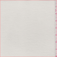 *2 YD PC--Soft White Thermal Knit