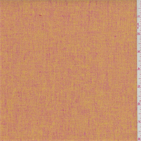 Gold/Fuchsia Washed Linen